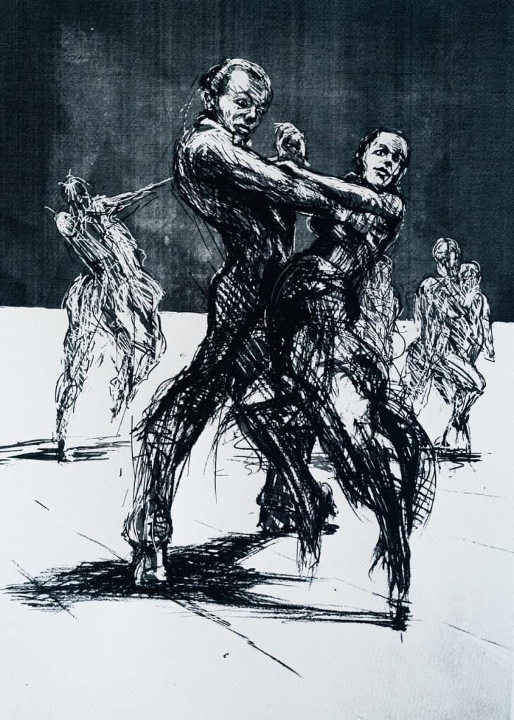 Mappe C – Karsten Kunert, Der Tanz