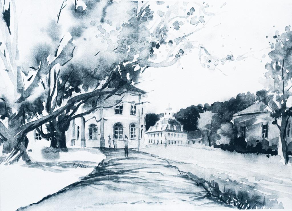 Mappe C – Dr. Sabine Zierold, Schloss Belvedere