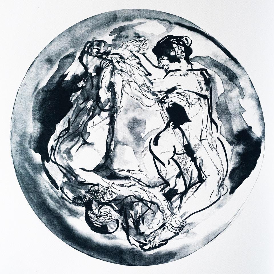 Mappe C – Sibylle Mania, Paar