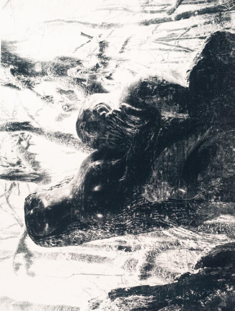 Mappe A – Walter Sachs, Thetis und Peleus im Nebelwald